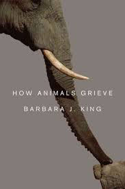 How Animals Grieve book cover