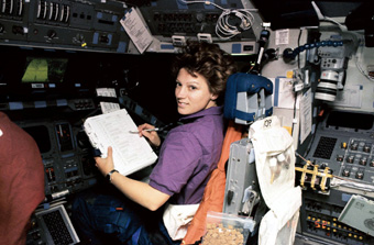 astronaut eileen collins - photo #6