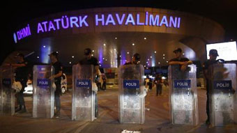 Ataturk Airport attack