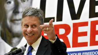 Gary Johnson 2016 Presidential Candidate