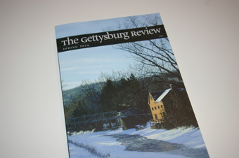 Cover of Gettysburg Review