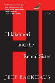 Hikikomori and the Rental Sister cover