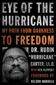 Cover of Hurricane Carter book