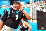 Panthers Cam Newton