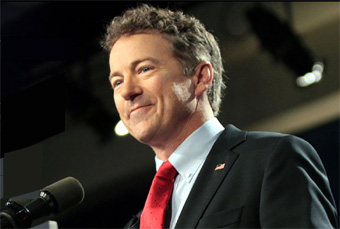 Rand Paul 2016 Presidential Candidate