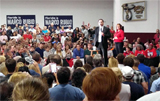 Marco Rubio in Jacksonville Florida