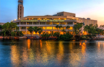 Tampa Bay Tribune building