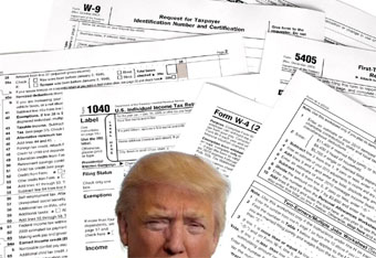 Trump and taxes