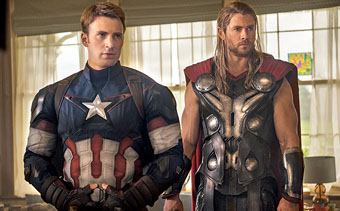 Avengers Age of Ultron Official image