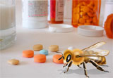 medications and bee stings