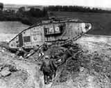 Big Willie Tank in WW1