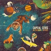 Capital Cities: In a Tidal Wave of Mystery album cover