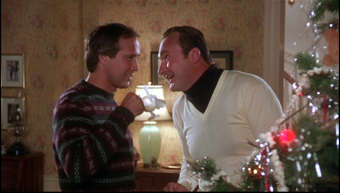 Scene from National Lampoon's Christmas Vacation