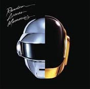 Daft Punk: Random Access Memories album cover