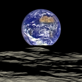 Earthrise NASA