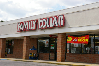 Family dollar to scale back