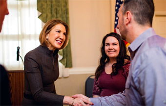 Carly Fiorina 2016 Presidential candidate
