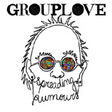 Grouplove: Spreading Rumours album cover