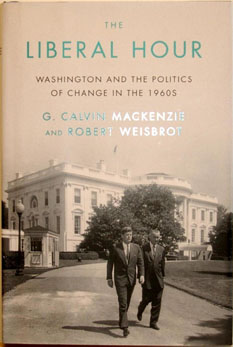 The Liberal Hour: Washington and the Politics of Change in the 1960s book cover