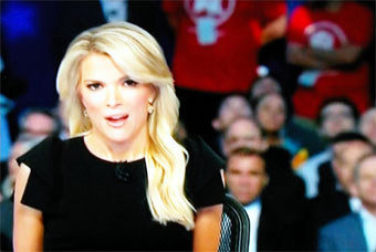 Megyn Kelly in GOP Debate 2015