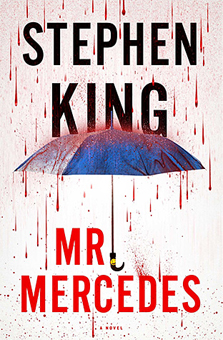Cover of Stephen King's Mr. Mercedes