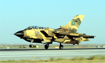Royal Air Force Saudi Arabia