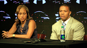 Janay & Ray Rice