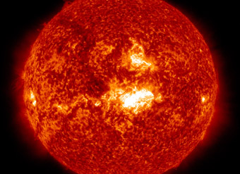 This Week's Solar Flares Will Affect Your Electronics