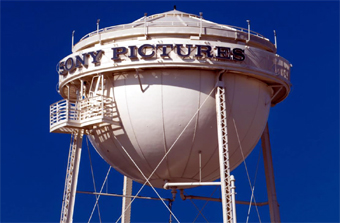 Sony Water Tower