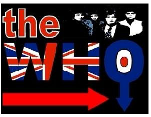The Who graphics by Rob Shields