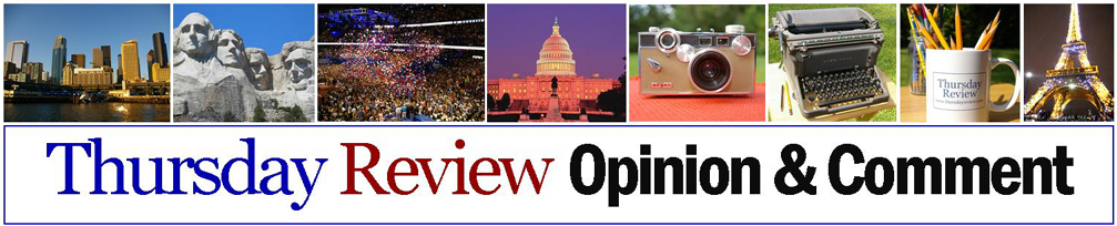 Thursday Review Opinion Banner