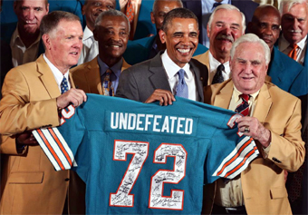 Dolphins undefeated 1972